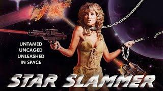 Star Slammer (80s Movie Trailer) |  SciFi Horror Movies | Cult Film