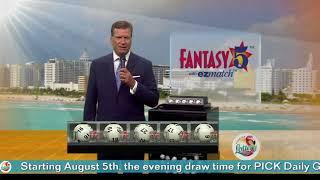 Lotto and Fantasy 5 20180829