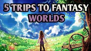 5 Must read Fantasy book ll Book review by Kanika Khetan