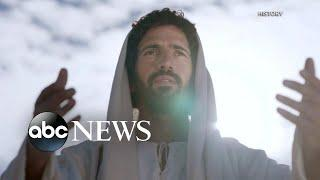 What to know about the new History Channel program 'Jesus: His Life' l GMA