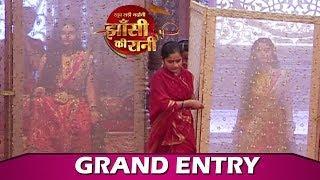 Jhansi Ki Rani: Mannu Enters As Rani LaxmiBai, Gangadhar Gives Her Grand Welcome