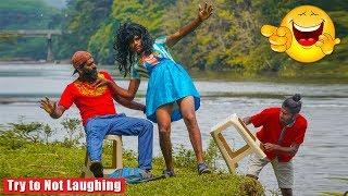 Must Watch New Funny???? ????Comedy Videos 2019   Episode 55 Funny Vine