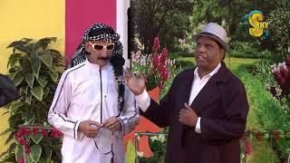Iftikhar Thakur and Amanat Chan Stage Drama Budhay Shararti 2 Full Comedy Clip 2019