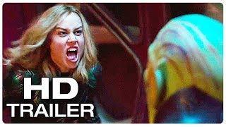 CAPTAIN MARVEL Shapeshifters Fight Scene Trailer (NEW 2019) Marvel Superhero Movie HD