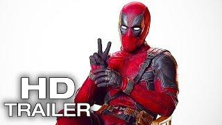 DEADPOOL 2 Marvel Phase 2 Parody Trailer NEW (2018) Ryan Reynolds Superhero Movie HD