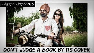 Don't Judge A Book By Its Cover || Desi Comedy || PLAYREEL ||