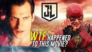 JUSTICE LEAGUE - WTF Happened to this Movie (2017) DC Superhero Film