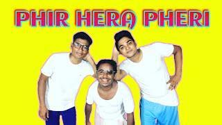 Phir Hera Pheri Movie Spoof | Comedy Sense | Akshay Kumar,Sunil Shetty,Paresh Rawal