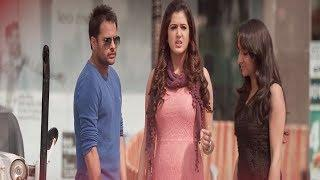 Best of amrinder gill Comedy Scenes | WaqarAliT
