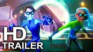 INCREDIBLES 2 Meet New Superheroes Trailer NEW (2018) Superhero Movie HD