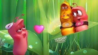 Larva Full episodes 2018 | Cartoons For Children | Larva Movie For Kid Best Cartoon part 6