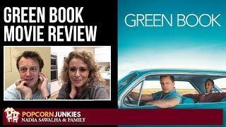 Green Book - Nadia Sawalha & The Popcorn Junkies Family Movie Review