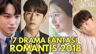 7 Drama Korea Fantasy Paling Romantis Selama 2018