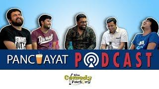 Panchayat Podcast Ep.1 || The Comedy Factory
