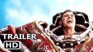 AVENGERS INFINITY WAR Bonus Trailer (Funny)