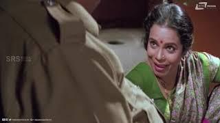 Ayyo Nim Mukakke Odhri Muchkond | Baro Nanna Muddina Krishna| Umashree|Comedy Scene-8