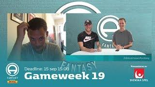 FanTV Allsvenskan Fantasy: Gameweek 19