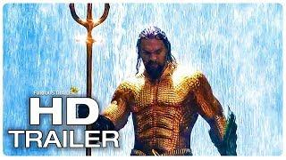 AQUAMAN Official Trailer #2 (NEW 2018) Jason Momoa Superhero Movie HD