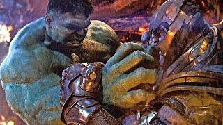 Why Hulk Never Got His Rematch With Thanos in Endgame | SuperHero Talks