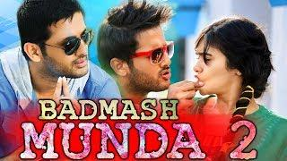 Badmash Munda 2 (2018) Telugu Film Dubbed Into Hindi Full Movie | Nithin, Bhavana, Brahmanandam
