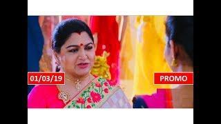 LAKSHMI STORES SERIAL 01/03/19 PROMO INTERESTING REVIEW   SunTV Tamil