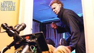 HALLOWEEN (2018) | Behind the Scenes of Horror Cult Movie