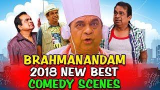 Brahmanandam 2018 New Best Comedy Scenes | South Indian Hindi Dubbed Best Comedy Scenes