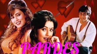 Pardes (1997) full hd movies Hindi shahrukh khan - amrish puri- Mahima Chaudhary- Blockbuster Movie