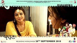Making - Parahuna - Punjabi Comedy Movie 2018