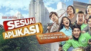 Sesuai Aplikasi (2018) Full Movie Indonesia - Valentino Peter, Lolox, Ernest Prakasa, Titi Kamal