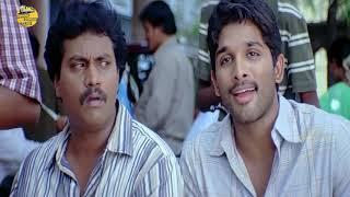 Sunil & Stylish Star Allu Arjun Unlimited Comedy Scene | Telugu Movies | Express Comedy Club