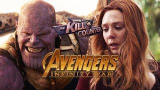 AVENGERS: INFINITY WAR - The Kill Counter (2018) Marvel Superhero Film