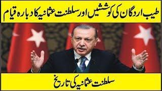 Tayyab Erdogan And The History Of Saltanat e Usmania in Urdu Hindi
