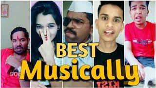 Best Marathi Musically||Bhau Kadam Comedy||indurikar maharaj Dubbing||Marathi Comedy||Funny Musicall