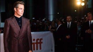 Chris Pine opens the Toronto film fest with historical epic