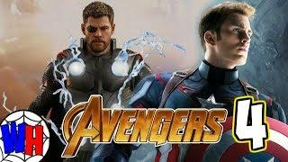 Avengers 4: ALL CHARACTERS CONFIRMED! | Webhead