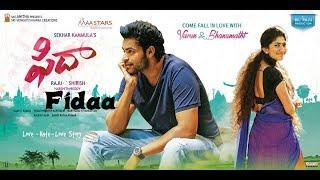Fidaa (2018) New Released south Hindi Dubbed Full Movie 2018 | Varun Tej, Sai Pallavi, Sai Chand