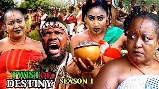 Twist Of Destiny Season 1 - 2018 Latest Nigerian Nollywood Movie full HD