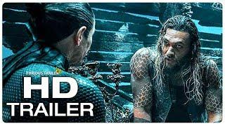 AQUAMAN Trailer #2 International (NEW 2018) Superhero Movie HD