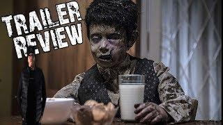 TERRIFIED ( ATERRADOS) -Argentinian Horror Movie Trailer review - Scary as HELL!!
