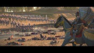 Battle of Anegawa 1570 (姉川の戦い Anegawa no Tatakai) Shogun 2 Total War Epic Historical Cinematic Movie