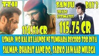 Sanju Movie Historic Collection Day 3 Estimates By TRADE
