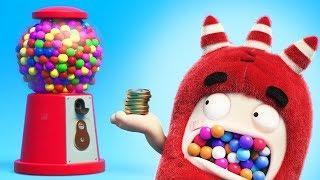 Oddbods: YUMMY GUMBALL OVERLOAD | Oddbods Full Episode Compilation | Funny Cartoons | LIVE ????