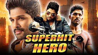 Superhit Hero (2019) Telugu Hindi Dubbed Full Movie | Allu Arjun, Gowri Munjal, Prakash Raj