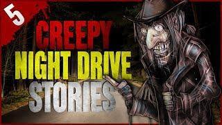 5 TRUE Night Drive Horror Stories - Darkness Prevails