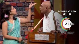 Padosan Movie Comedy | Chala Hawa Yeu Dya | Comedy Serial | #ZeeMarathi