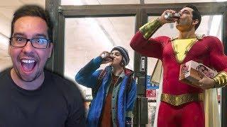 First Official Shazam! Still. Thoughts...