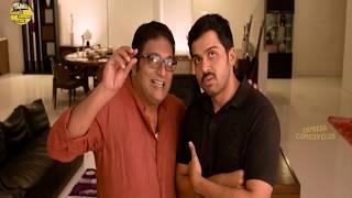 Prakash Raj & Karthi Halirous Comedy Scene | Telugu Comedy Scene | Express Comedy Club