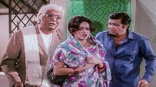 Comedy Scene | Besharam Hindi Movie | Amitabh Bachchan, Sharmila Tagore, Amjad Khan
