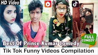 Unlimited Comedy | Best of Prince Kumar Comedy | Musically Pranks | Tik Tok Funny Videos Compilation